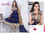 Purple - Karishma Collection