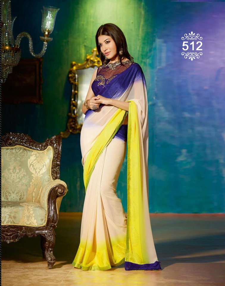 Latest Tamanna Celebrity Delightful Collection of Sarees ...